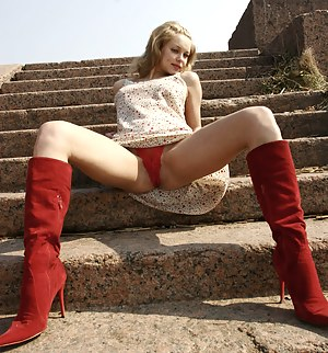 Hot Teen Boots Porn Pictures