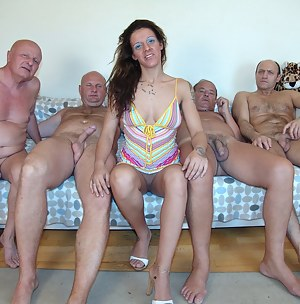 Hot Teen Gangbang Porn Pictures