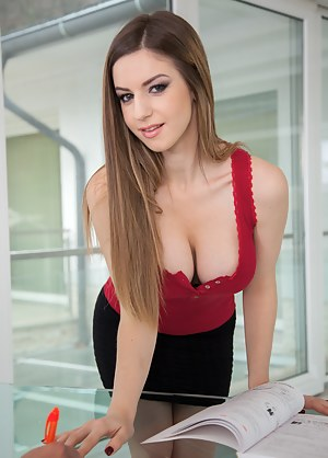 Hot Office Teen Porn Pictures